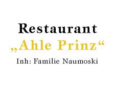 Ahle Prinz