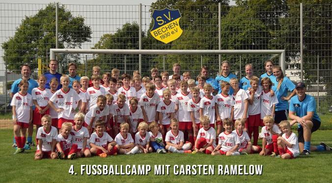 4. Fußballcamp mit Carsten Ramelow