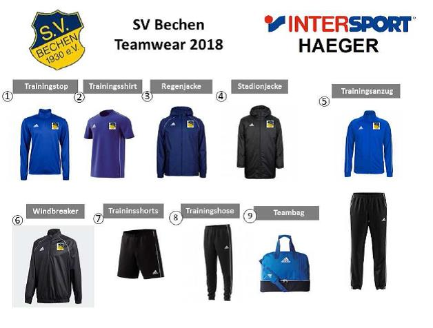 SV Bechen 2018 Bestellzettel_201805